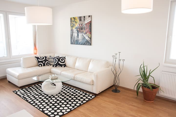 Spacious brand new appartment - Prag - Wohnung