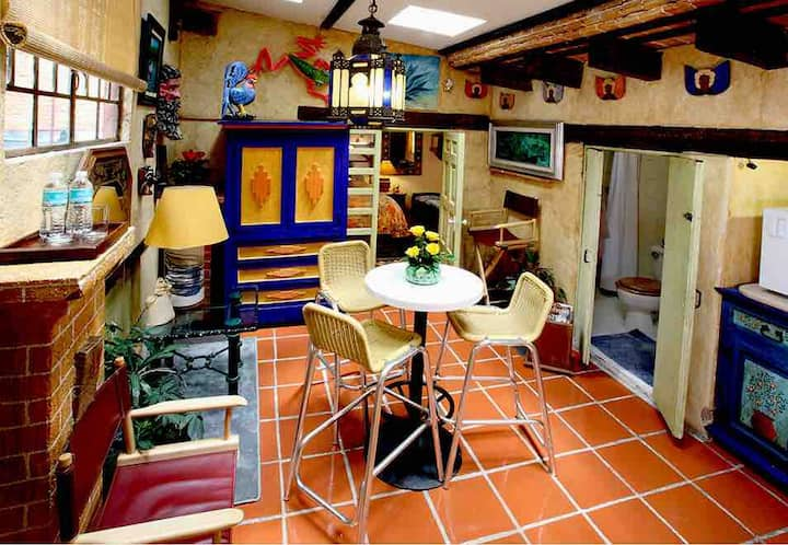 Cozy Apartment in the heart of Coyoacan