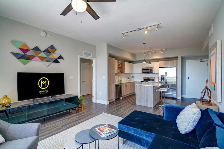 Everything you need | 1BR in Miami