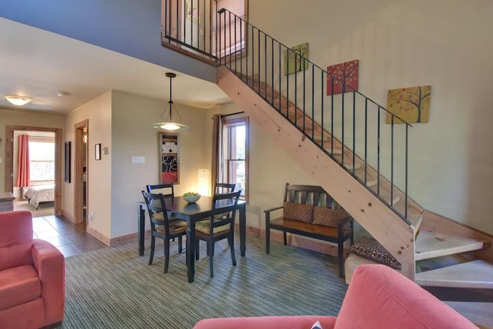 Tremblant Chalet Walking Distance from Activities