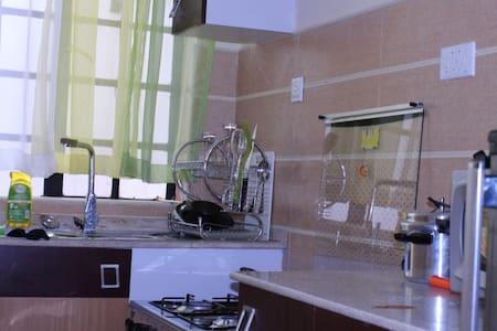 Cozy Studio Apartment - Nairobi - Haus