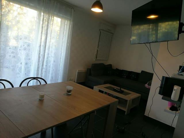 Appartement calme à 10 km de Rennes - Le Rheu - Apartamento