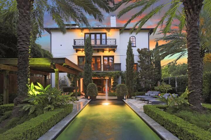 Oasis getaway/Riveroaks - Houston - House