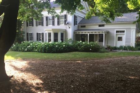 """Keyes House,"" New Marlborough, MA"