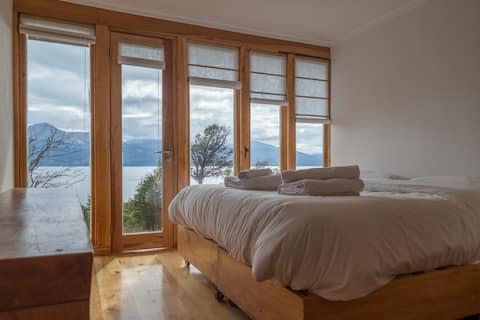 Habitación single o doble con vista al mar