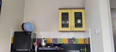 Beautiful small studio wid kitchen,wifi in JPNagar
