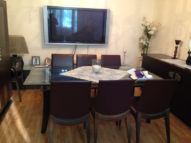 Luxury flat close to the Airport - Istanbul - Apartment
