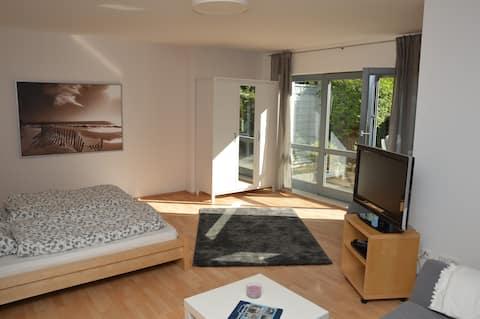 Appartement Paschenburg mit Terrasse