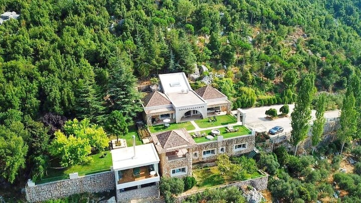 Casa Del Sultan - Garden Jacuzzi - Panoramic