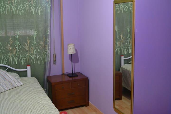 dos habitaciones con wifi - Parla - อพาร์ทเมนท์