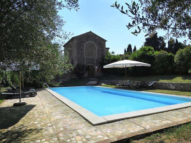Un coin de paradis au cœur des collines toscanes - Montegemoli - Casa