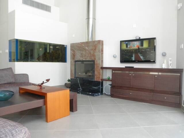 Modern Village villa, Limassol - Pano Kivides - บ้าน