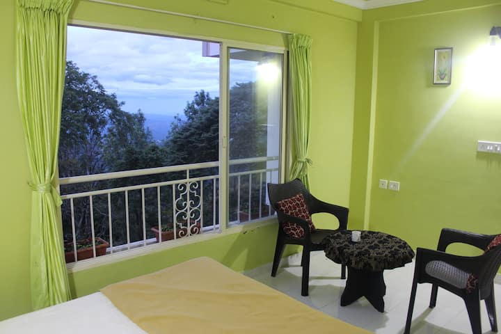 GUEST HOUSE @ MISTY MOUNTAIN-DOUBLE ROOM