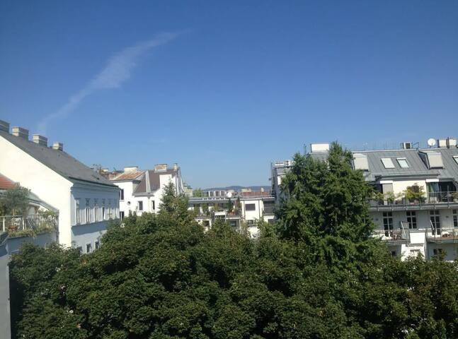 Ruhige Wohnung im Zentrum Wiens!