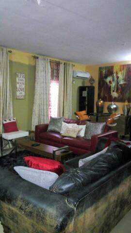Cozy 2 bedroom apartment  in Ikoyi - Lagos, Lagos, NG - Appartamento