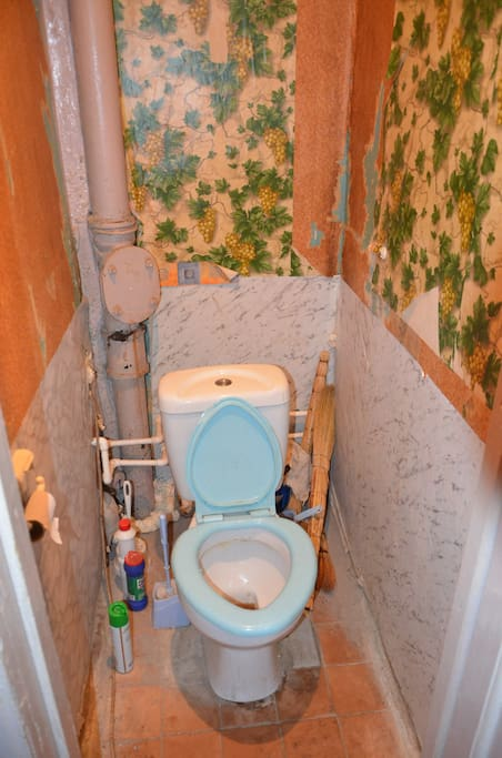 Туалет общий