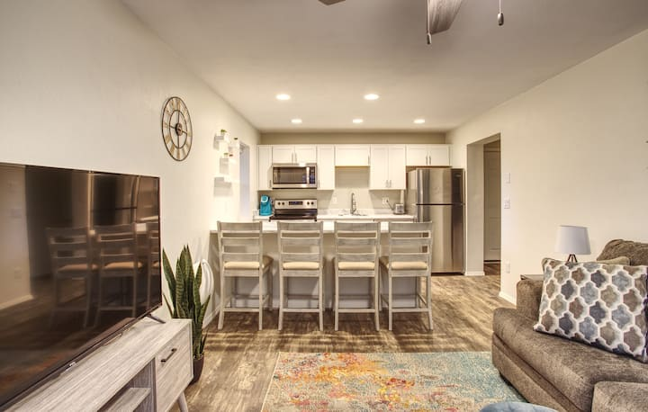 The Hillside Apt-Central-Easy to Downtown,NAU, MTN