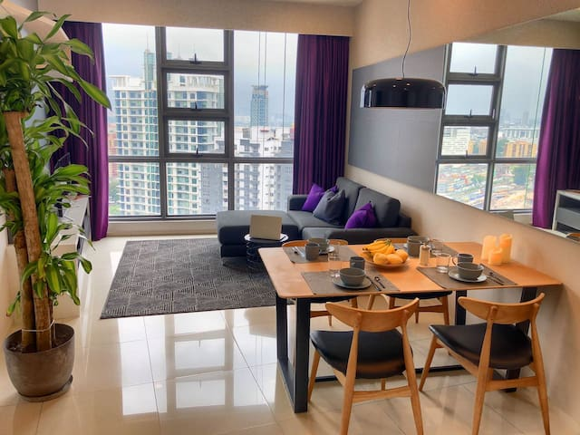☆ BEST AREA IN KL ★ MODERN. COMPACT. HIGH FLOOR! ☆