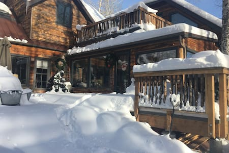 Home Sweet Home - Perfect family mountain getaway! - 萨利达(Salida) - 小木屋