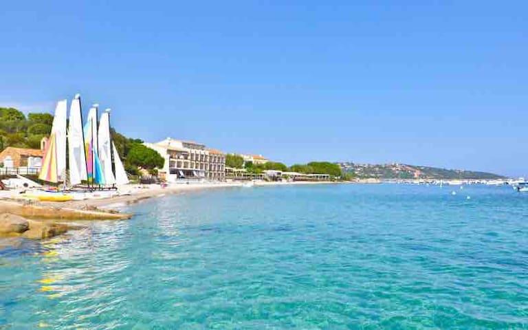 Villa design pour 6 pers à Ste Lucie de Porto-Vec