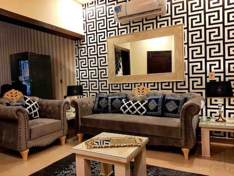 Yakarim  Islamabad Secure scenic luxurious 4 beds