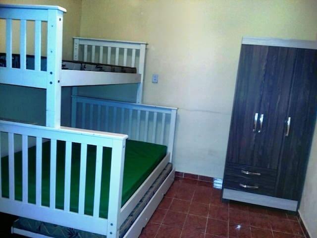 Apartamentos com ambiente familiar.