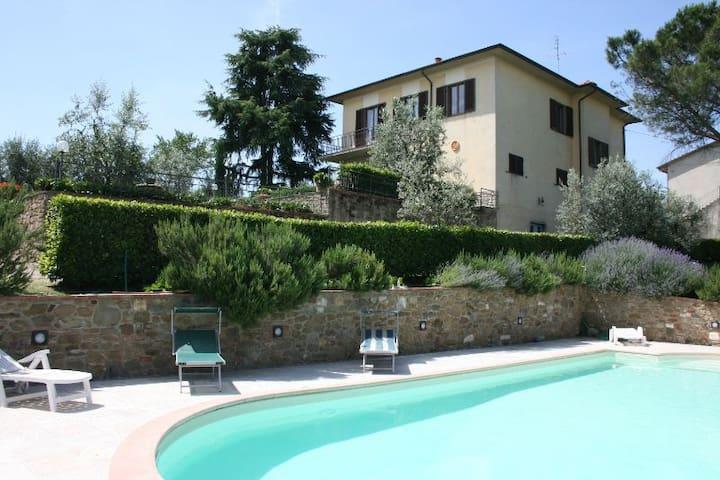 IL POGGIOLO - Monte San Savino - Villa