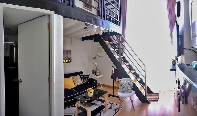 Cebu Loft type Condominium