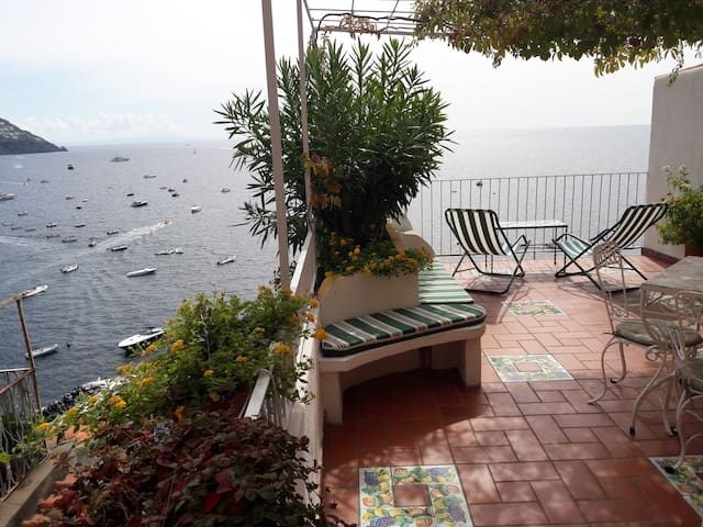 Breathtaking view in Positano#7