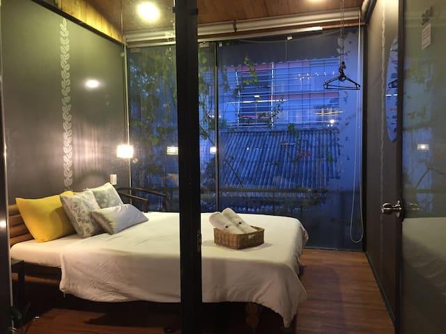 Stylish couple room in the heart of Saigon