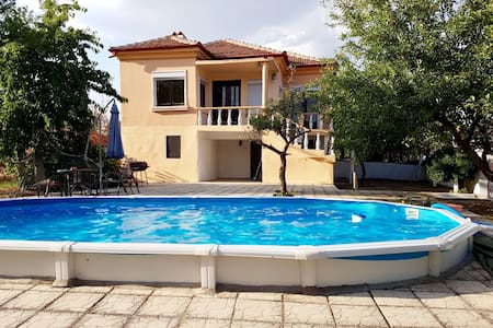 Lovely Bulgarian Villa With Pool