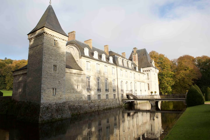 Luxury castle - 15 minutes from Deauville