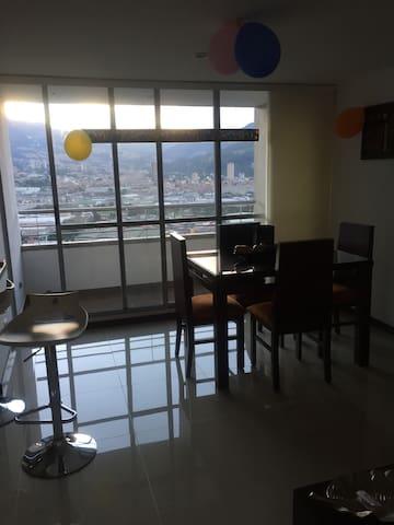 Porton del sur el mejor lugar para estar! - Medellín - Lägenhet
