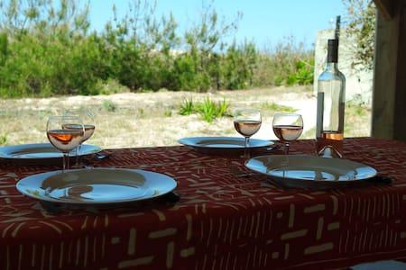 Agréable maison de vacance à 100 m de la plage - Hourtin Plage