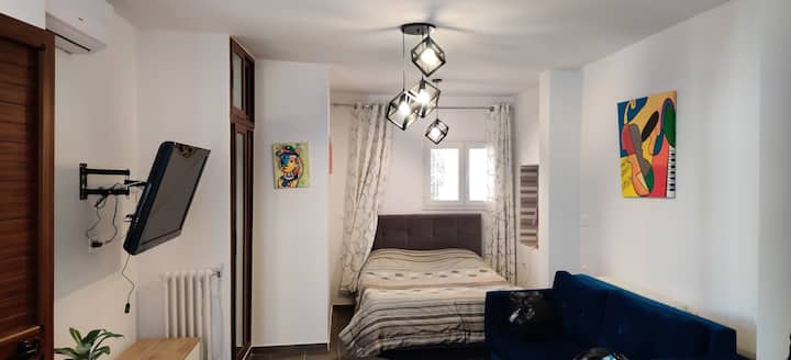 MicroHouse with private garden on citycenter Marsa