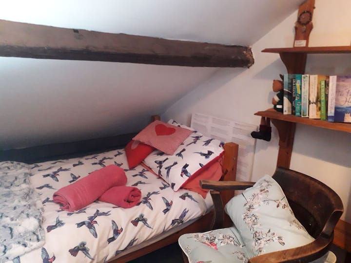Roomy loft