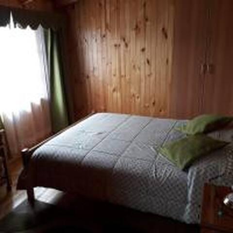 Hostal Rayen, ambiente familiar- Habitación 6
