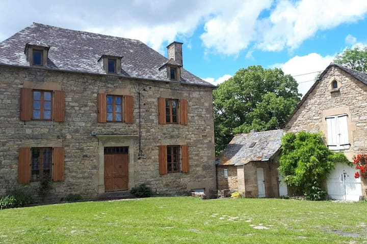 Ancienne ferme restaurée