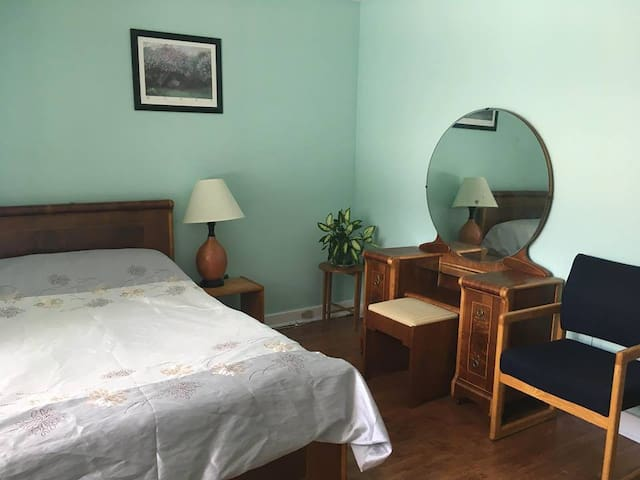 Warm & Friendly Home