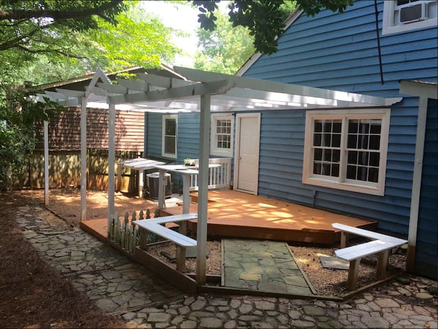 Cozy house near downtown Decatur - Decatur - Σπίτι