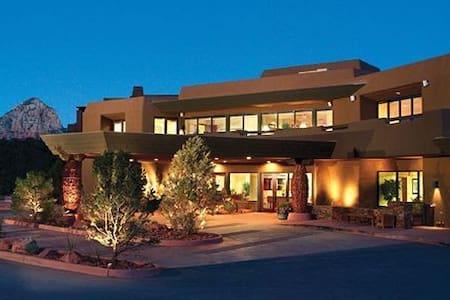 Sedona - Hyatt Pinon Pointe Resort - Sedona, AZ - Седона