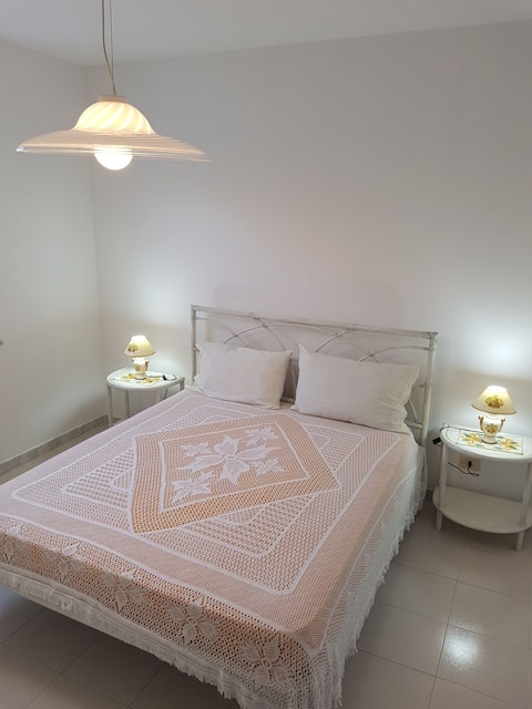 Apartment only 100 m from the sea