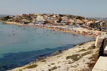 cava d'aliga la spiaggia dorata a soli 5 km