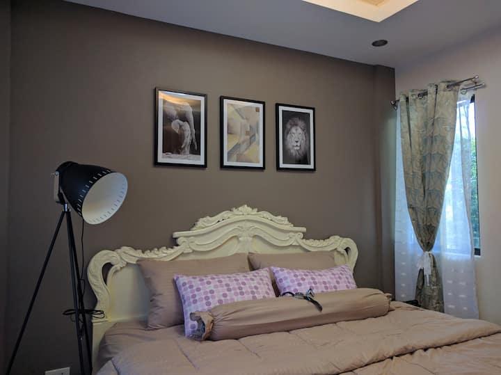Dumaguete Cheap Apartelle for 1-6 people Unit 301