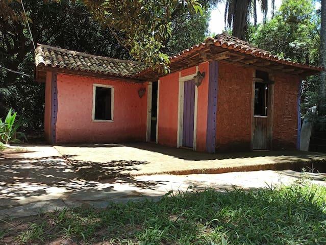 Chalé Bromélias (Lapinha da Serra)