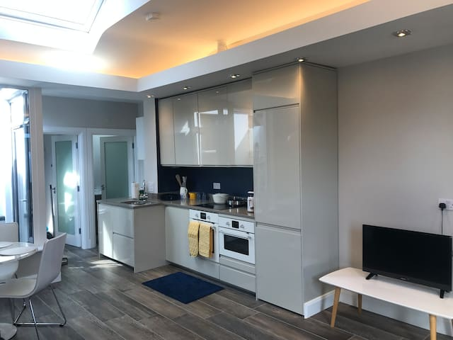 Modern 1 Bed 1 Bath in Central Dublin Location