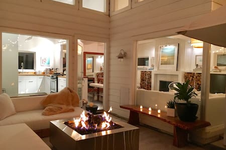 Beach Chic Living - Santa Monica - Haus