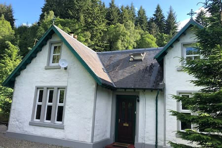 Foresters Lodge by Loch Ness (twin en-suite room