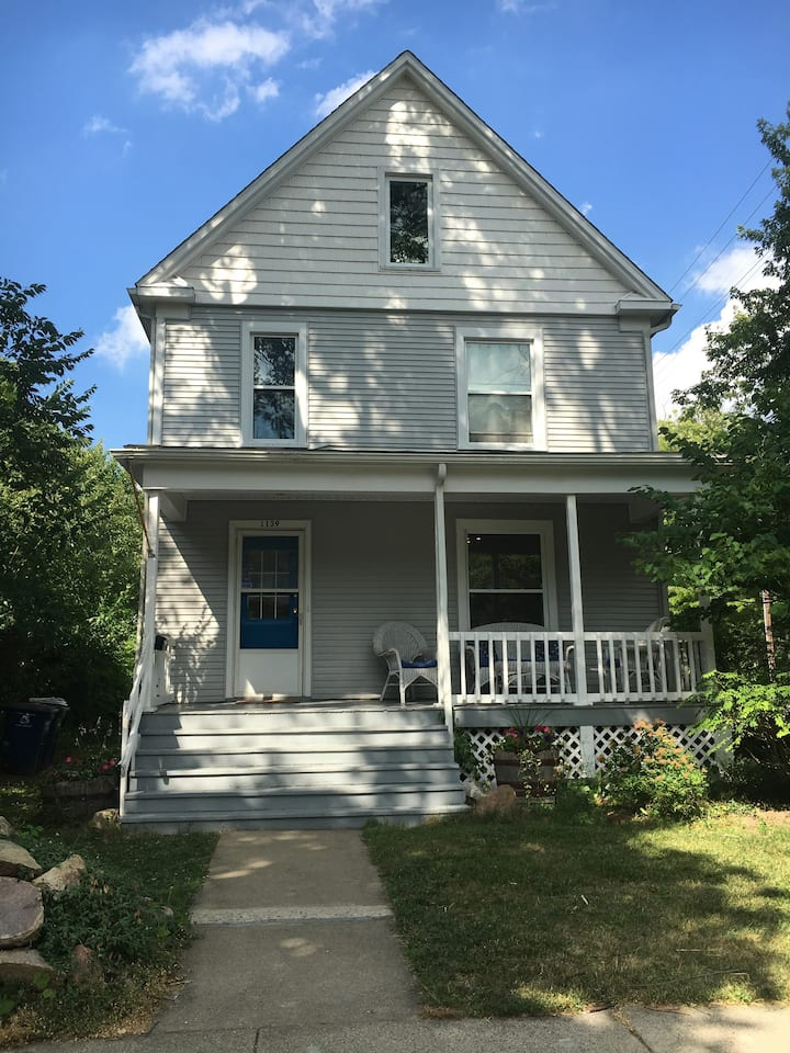 Great house close to all Ann Arbor has to offer!