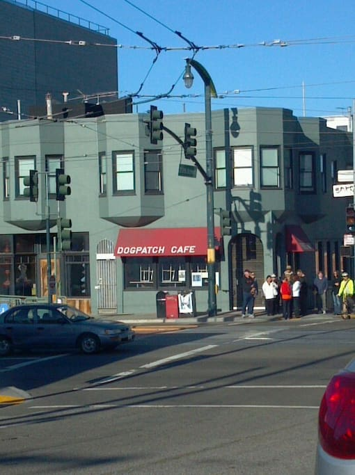 Photo of Dogpatch Cafe in Dogpatch